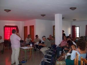 Curso Senderos de La Gomera. 17 Septiembre 2010