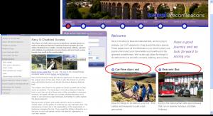 Oferta turismo accessible Brecons