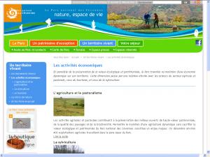 Oferta turística Cevennes